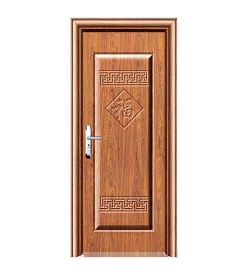 光面榆木房间门